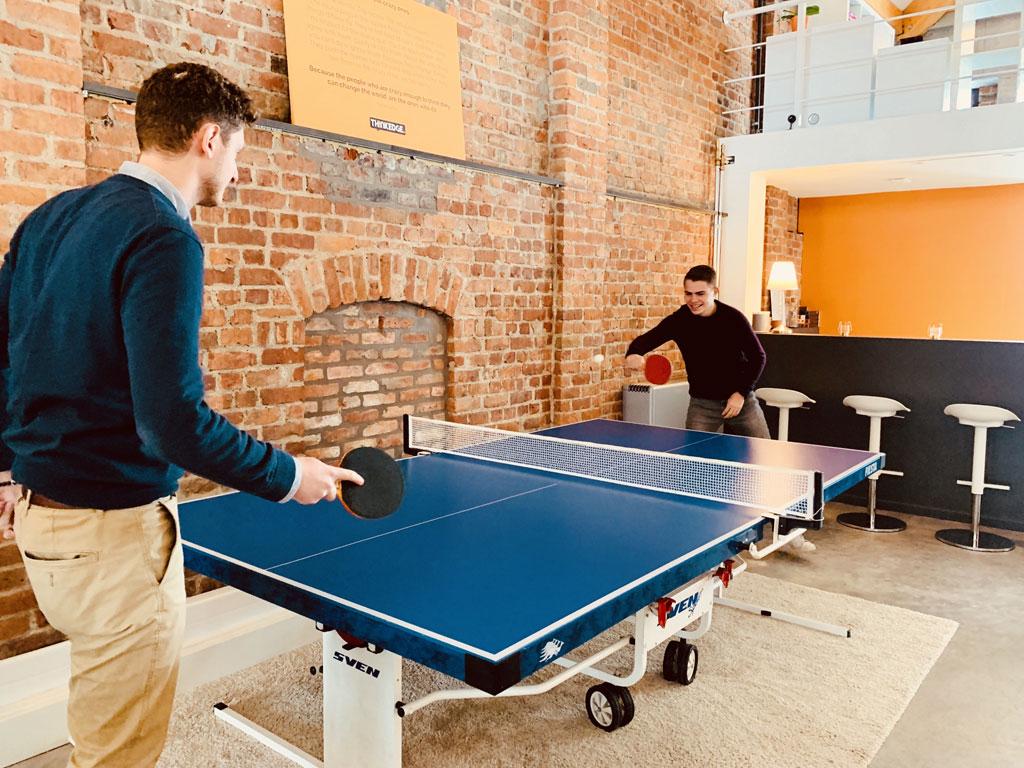 Thinkedge - Ping Pong