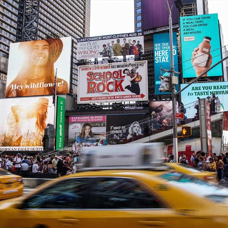 Thinkedge - De 5 meest creatieve campagnes - 1