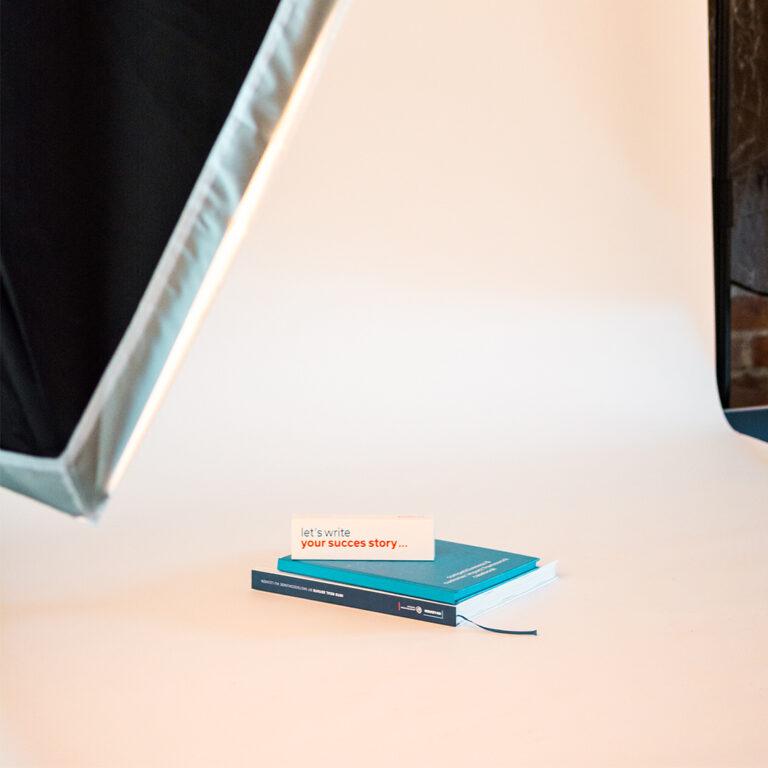 mobiele fotostudio boeken