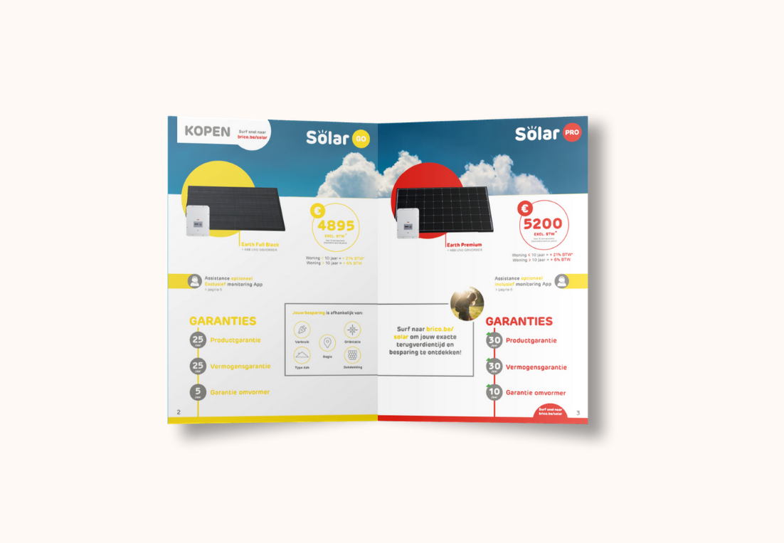 Binnenkant Folder Brico Solar