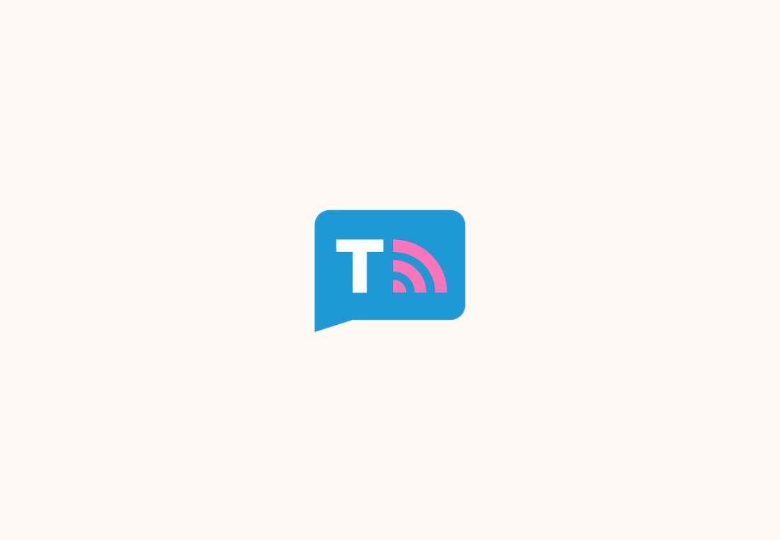 Afgeleide van het logo Telecommakelaars