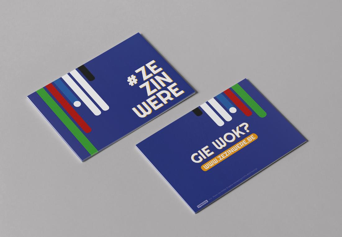 kaartjes #zezinwere Lago