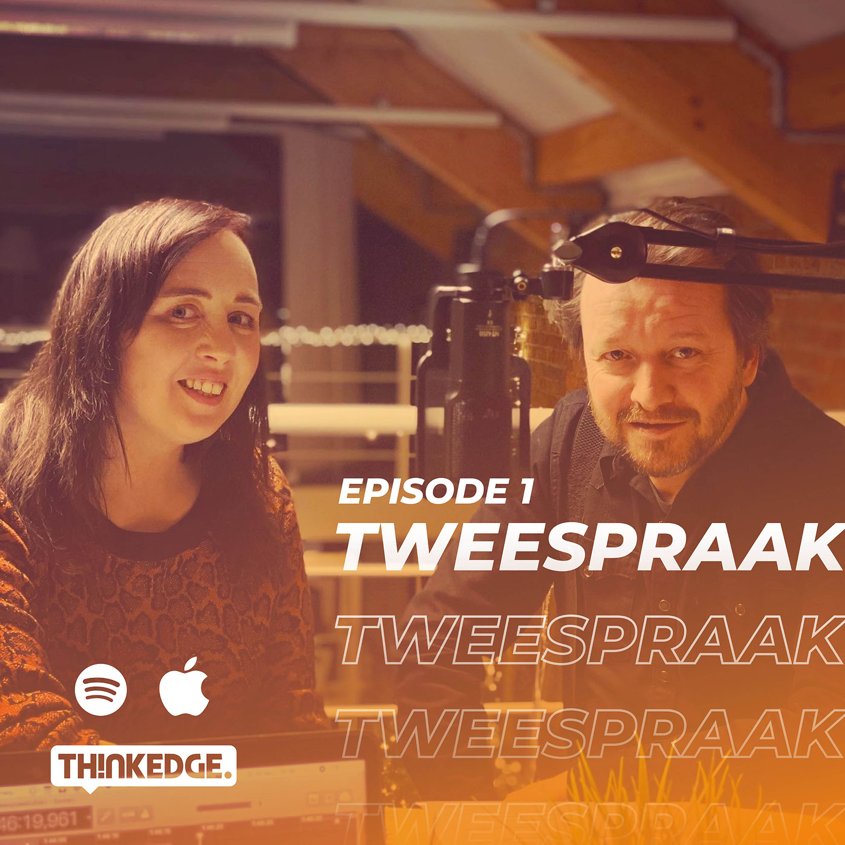 Tweespraak Sofie Vanrafelghem Mathias Sercu