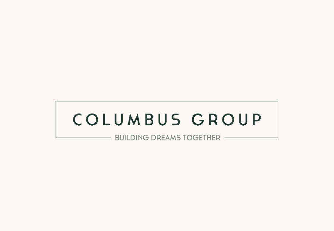 Columbus Group logo tekst