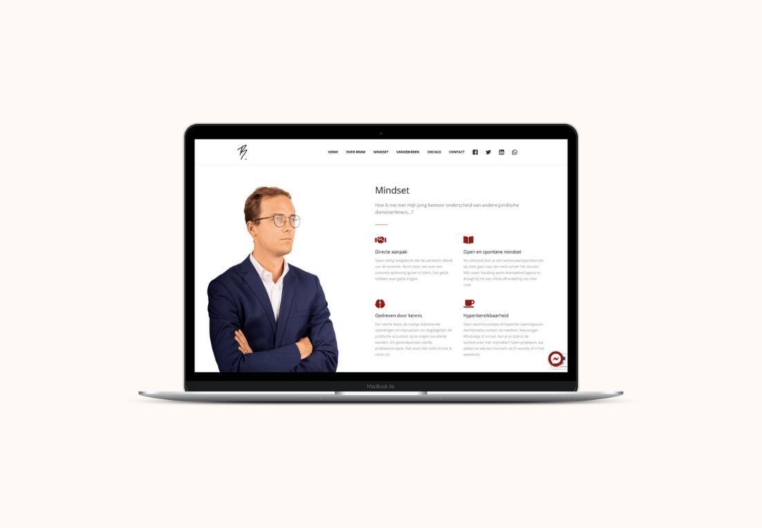 Website Bram Van Den Bunder