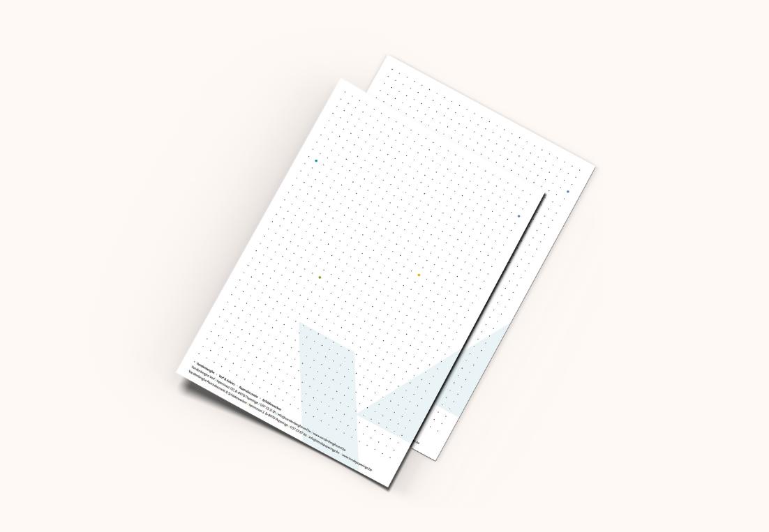 Vandenberghe Verf Facebook briefpapier