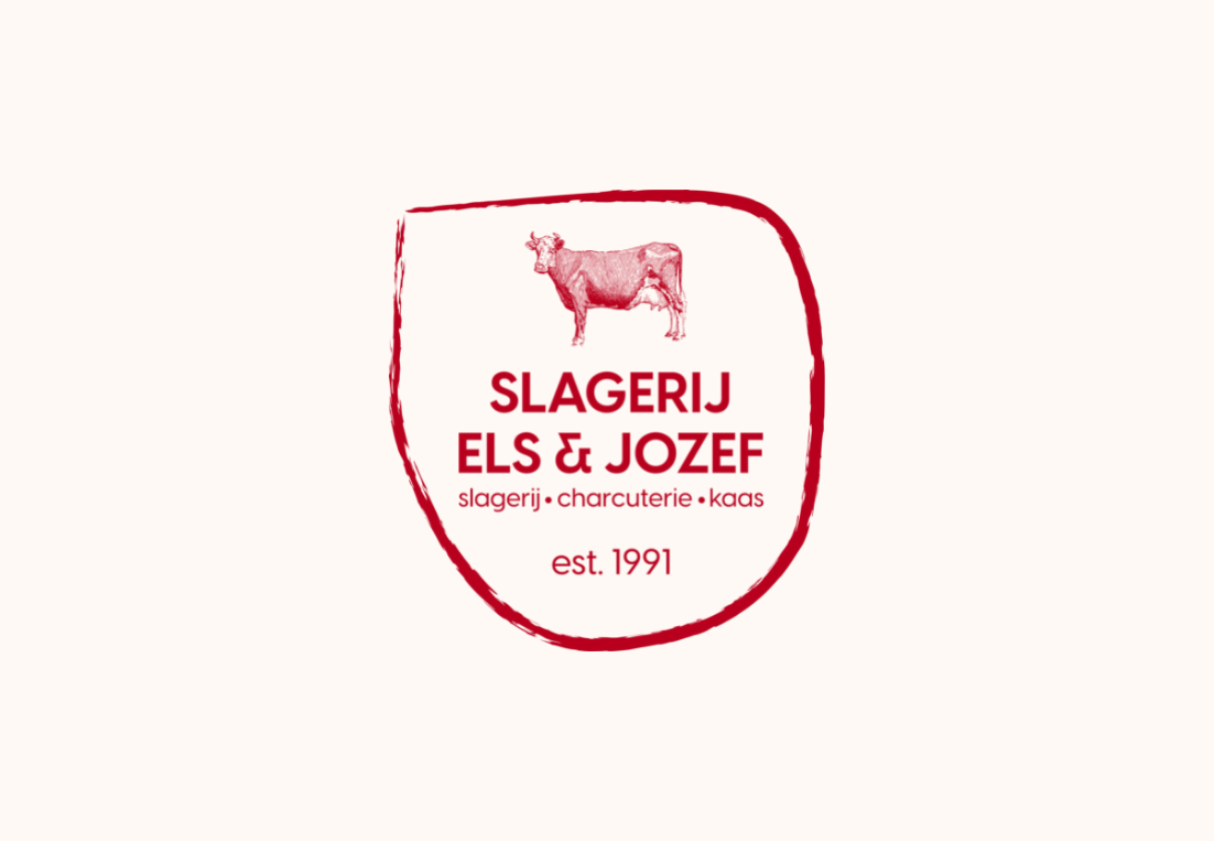 Logo Slagerij Els & Jozef
