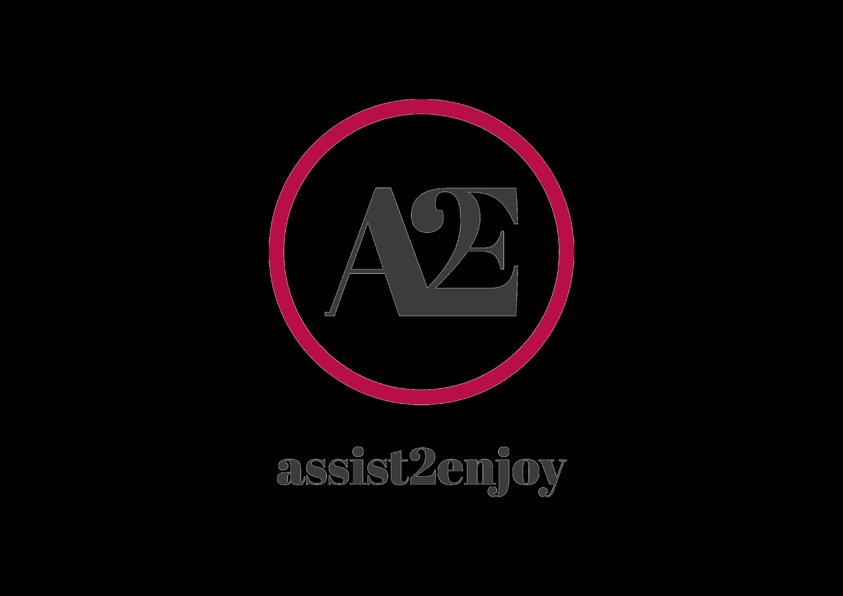 Logo Assist2Enjoy
